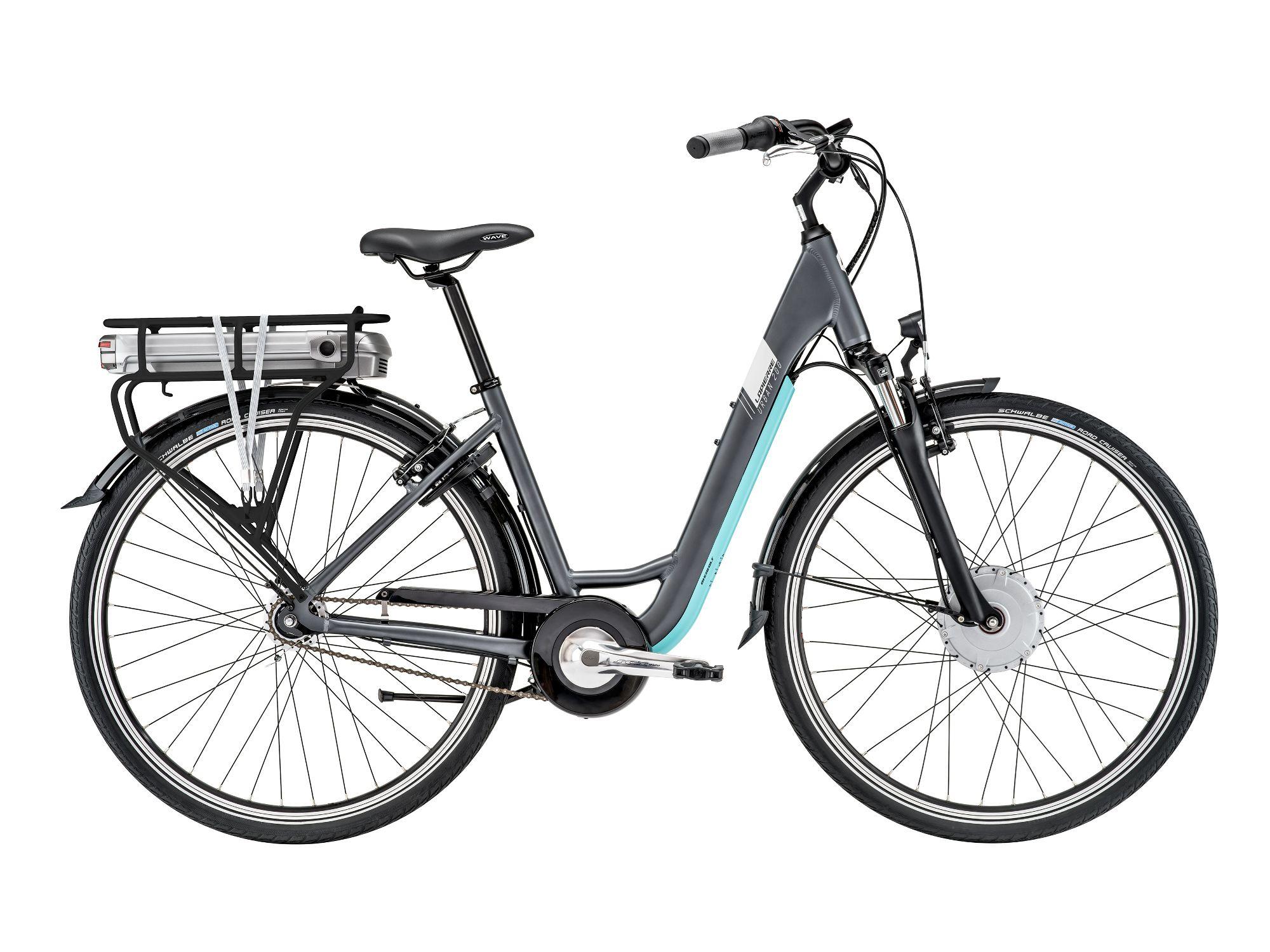 Lapierre-overvolt-urban-200 vélo électrique