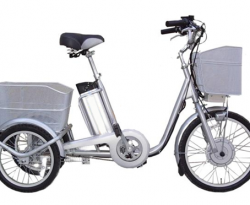 BH tricycle électrique swing
