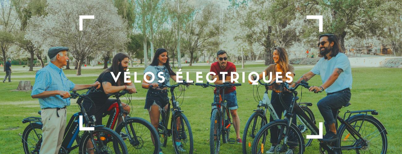 Vélos électriques EBIKESTOCK