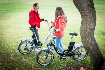 vélos pliants électriques