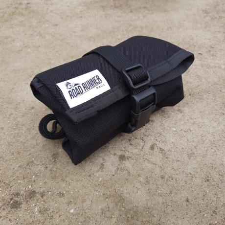 Mini Sacoche sur Guidon Outils à VAE Tool SaddleRoll 2