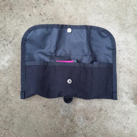 Mini Sacoche sur Guidon Outils à VAE Tool SaddleRoll 3
