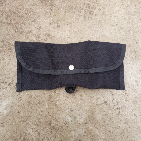 Mini Sacoche sur Guidon Outils à VAE Tool SaddleRoll 4