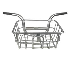 Fahrradkorb mit integriertem Lenker
