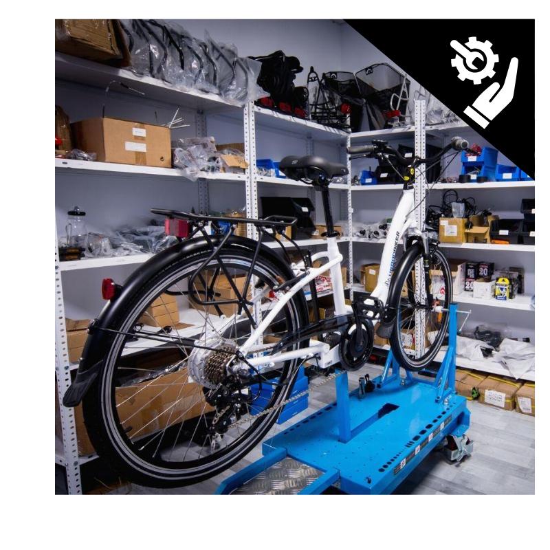 Ebikestock atelier vélos électriques