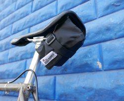 Mini Sacoche sur Guidon Outils à VAE Tool SaddleRoll