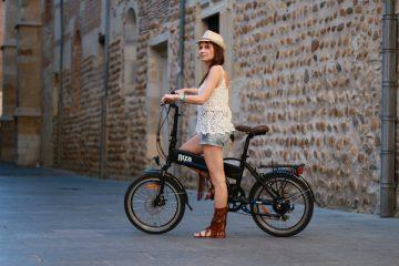 elektrisches Faltrad