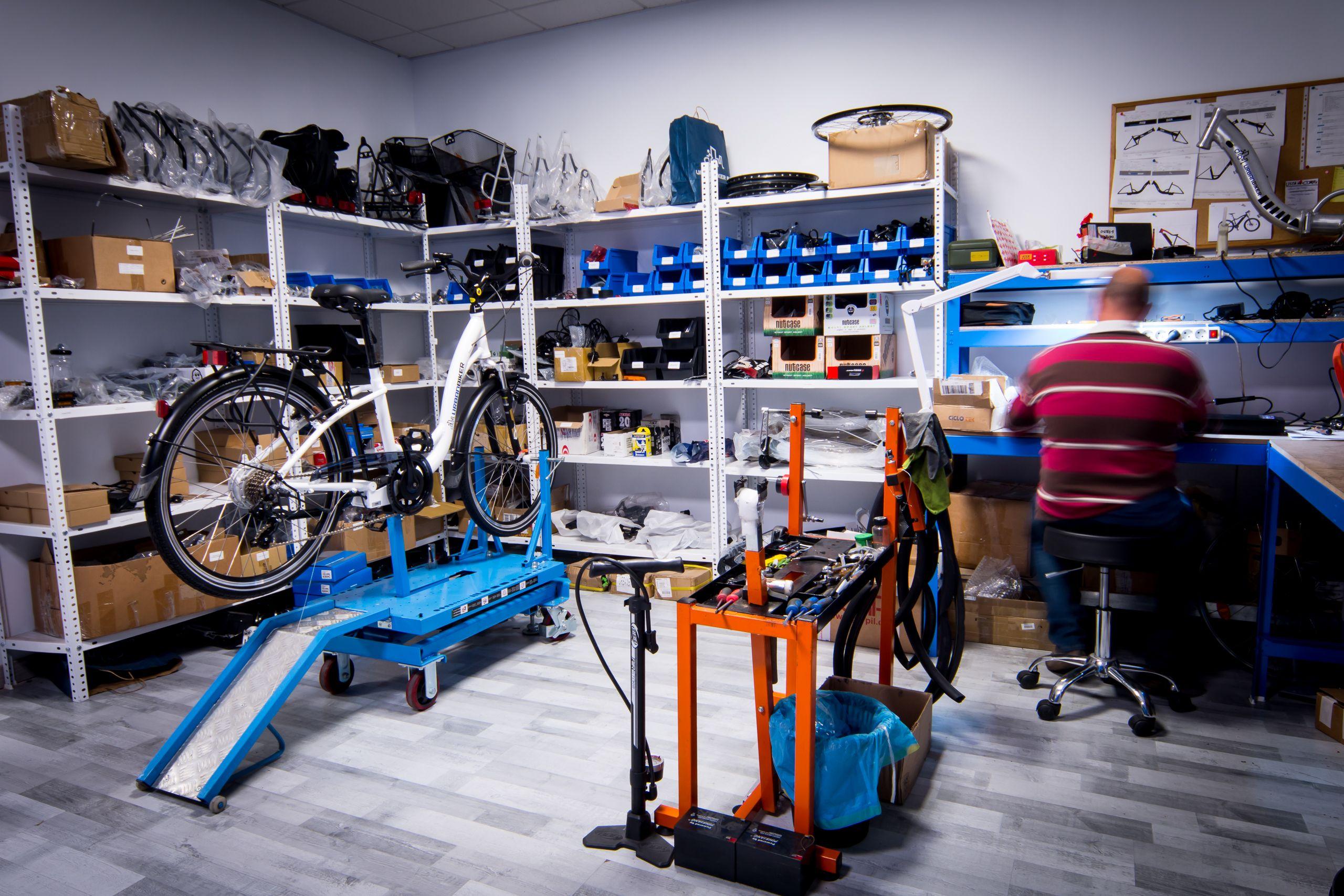 l'atelier EBIKESTOCK vélo électrique