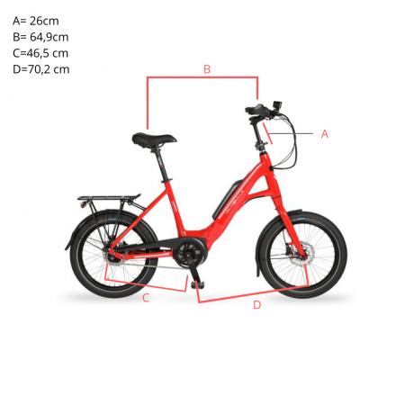 KEB200 E Bike City