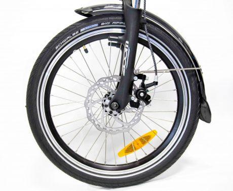 Roue vélo électrique MINI urbabniker