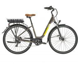 vélo électrice OVERVOLT URBAN 300 BOSCH 300WH ve