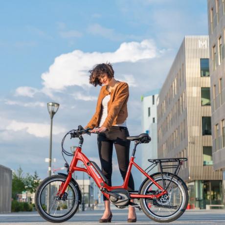 VeloDeVille vélo électrique urbaine