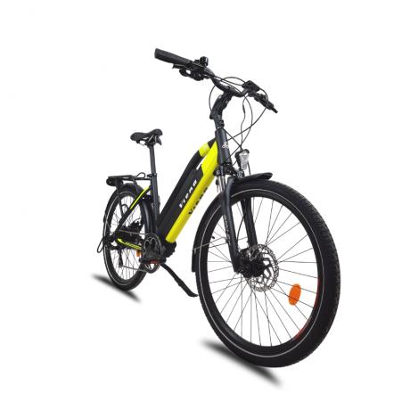 Viena vélo électique jaune lateral