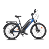 Viena vélo électrique bleu frontal
