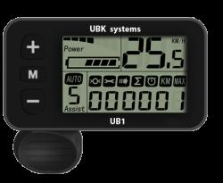 accélérateur pour vélo électrique (UBK)