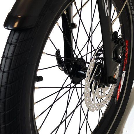 freins hidraulique vélo électrique urbanbiker MINI pliant