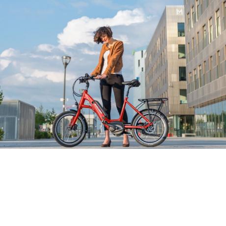 E Bike KEB200 velo de ville