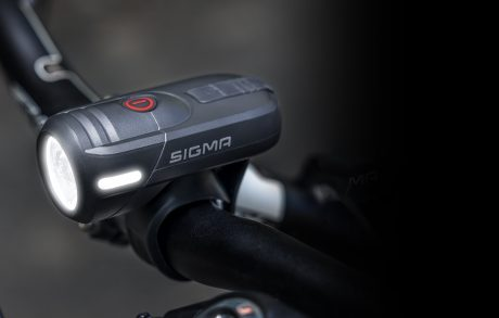 Feux avant vélo Sigma Aura 45