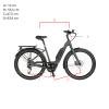 AES400 Trekking E Bike