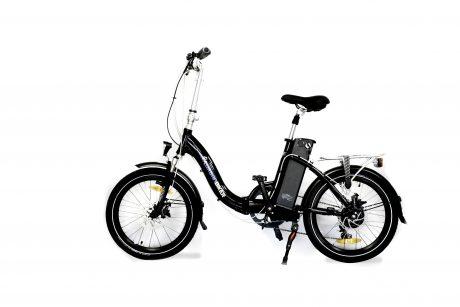 vélo élecrique pliant MINI urbaniker couleur noir