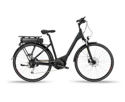 bh rebel city wave E bike