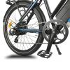 moteur en roue vélo ville élcrtrique VIENA urbanbiker